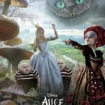 Nuevo poster de Alicia en el Pais de las Maravillas
